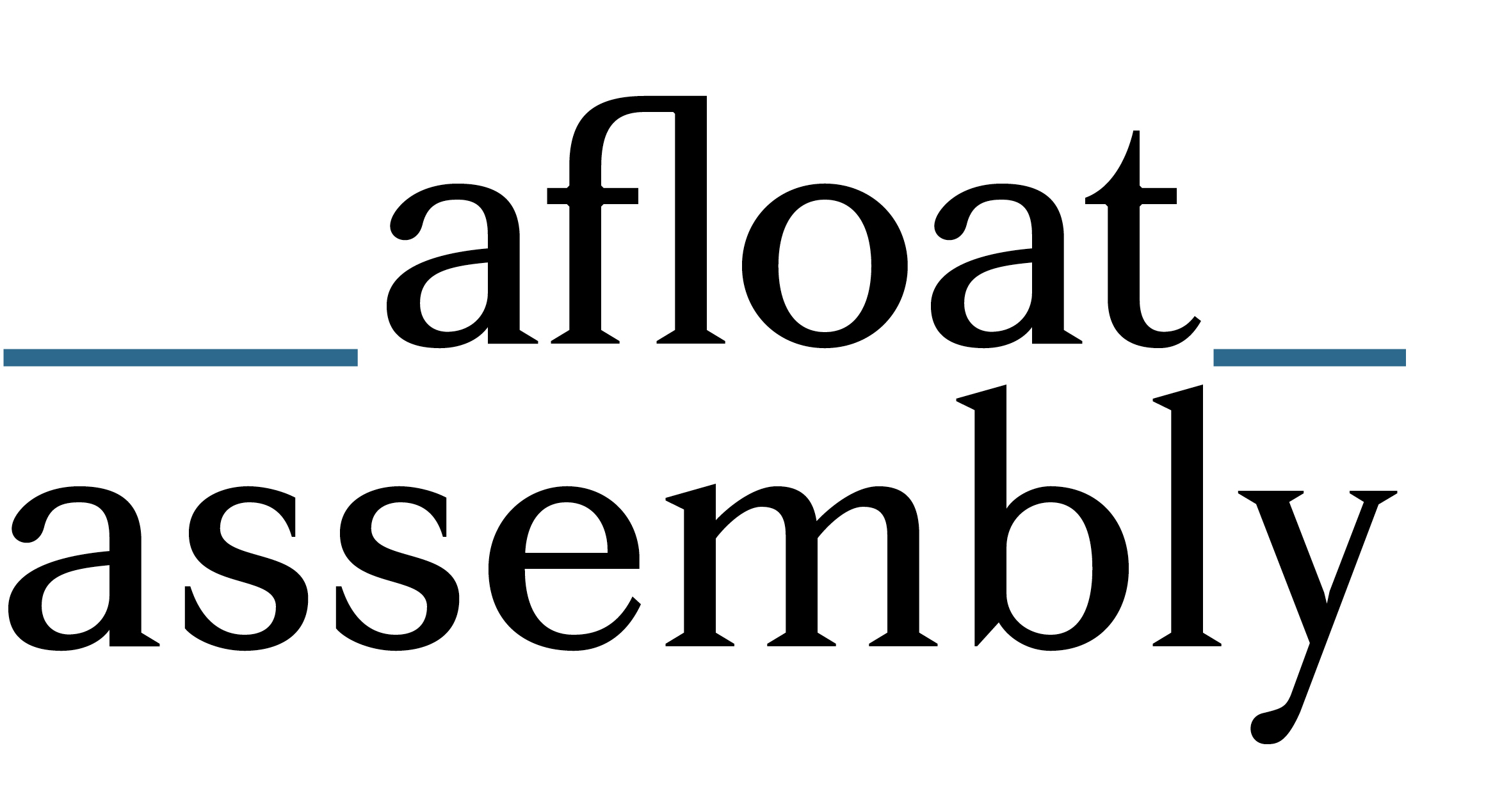 afloat assembly